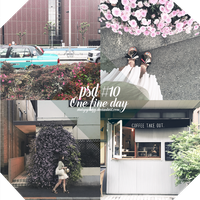 PSD #10 - One fine day ~ by sharynjungg