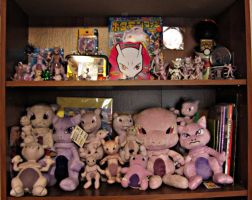 Mewtwo collection UPDATE by Myuutsufan