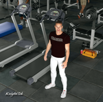 Gym Trainer by KnightTek