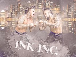 Ink Inc. by Andrea6661