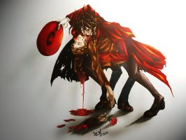 Alucard vs Edward Cullen by darkness333