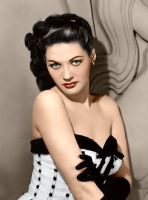 Yvonne DeCarlo by ajax1946