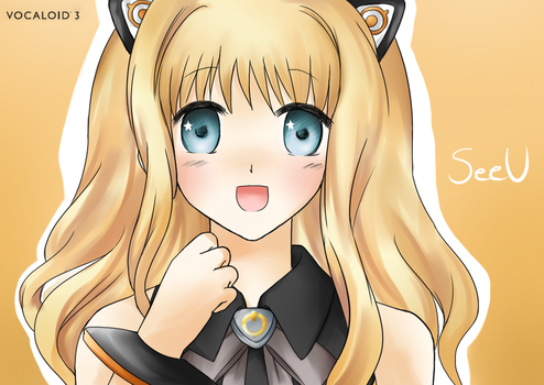SeeU is here by Ailish-Lollipop