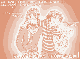 brothers forever by jonasfx