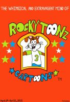 RockyToonz Cartoons logo by WarnerRepublic