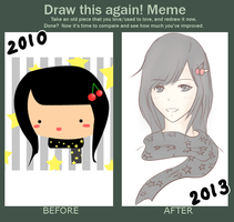 Before and After Meme by Helenoodle