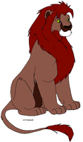 Kufasa Breedable-five points by werewolftg