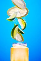 Lime and lemon jam by twieja