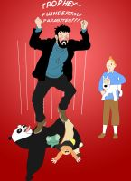 No Oscar Nominee for Tintin?!! by RaltheCommentator