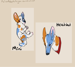 Character design auction - CLOSED- by PointAdoptsforyou