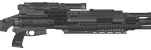 RG-162 Tactical rifle by ThePandoraComplex141