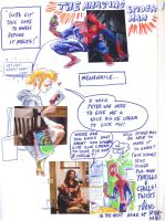 Amazing Spider-man movie comic by nonamefox