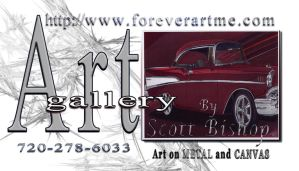 ForeverArt Business Card by foreverartme