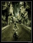 Old Streets Of Istanbul by fatihkilic