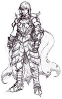 Sigurd the Dragon Slayer by arvalis