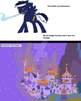 Battle For Equestria (Page 31) by Xeunobre