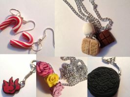 Christmas gifts 2012 by HoursUponHours