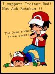 I support trainer red by majinchris87