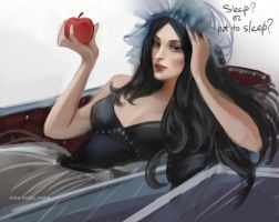 Snow White by Ketka