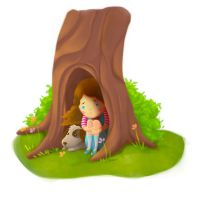 Hollow Tree by boOnsai