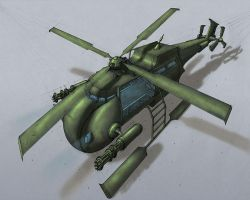 Concept Copter - 011811 by ojamstar