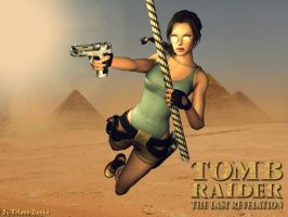 Tomb Raider IV - The Last Revelation by Roli29