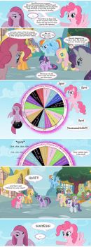 The Conscience of Pinkie Pie by lightf4lls