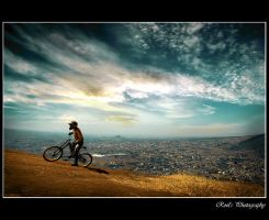 :: Ride To the Sky:: by Chaerul-Umam