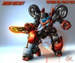 TF Seeds of Deception: G2 Road Rocket by Th4rlDEAL