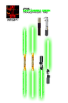 Stock:Star Wars Lightsabers 3 by Eat-Sith