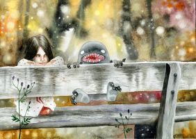 Monsters)) by Gai-Gaal