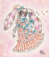 Cream the Rabbit by AlyssaFoxAH
