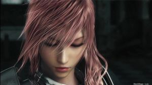 Lightning Farron by BlackMage--Lulu