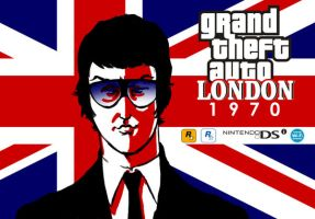 GTA London 1970 by EmilioRodriguez