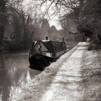 Barge by Talkingdrum