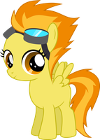 Filly Spitfire by Budgeriboo