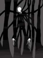 The Slender Man by Cujo-Escariot