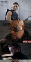 What Happened to Hawkeye After the Avengers? by MadCapAl