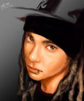 Tokio Hotel : Tom Kaulitz by noei1984