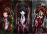 BaD EnDiNg... rpg horror by NENEBUBBLEELOVER
