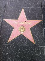 The Simpsons Star by Kataang102