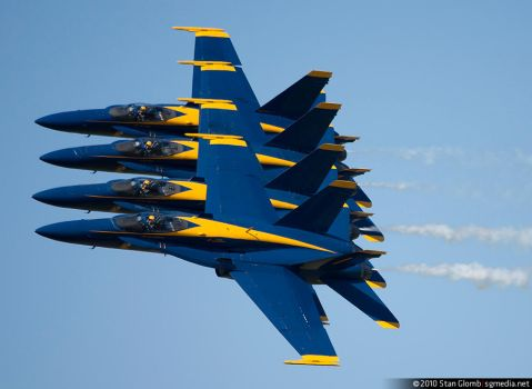 Blue Angles 1 by floggerSG