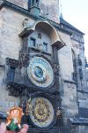 Amarie in Prague - Orloj by Dreams-of-Arda