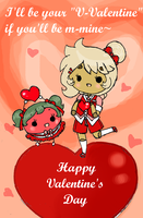 Happy Valentine's Day by Ask-PrinceBoutique