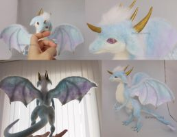 Pale gradation Dragon3 by sheeps-wing