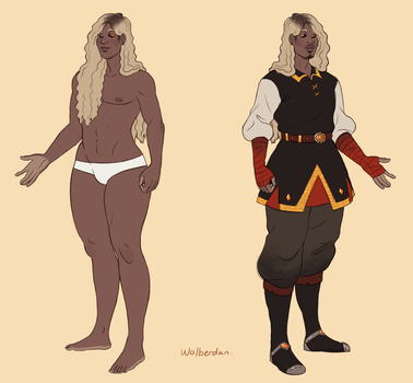 Ref Commission by Wolberdan