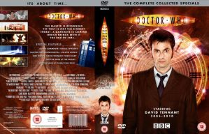DOCTOR WHO 2009 SPECIALS DVD by MrPacinoHead