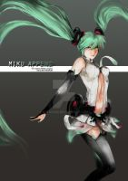 Miku Append by buta0309