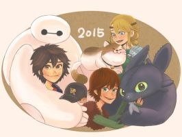 2015 by hiraco