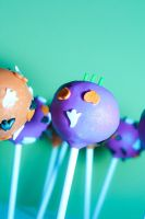 Cake Pops IV by NourhanB